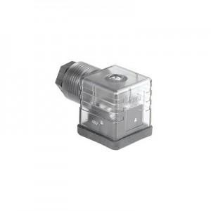 Form A DIN Solenoid Connectors