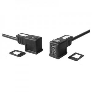 Form B DIN Solenoid Connectors