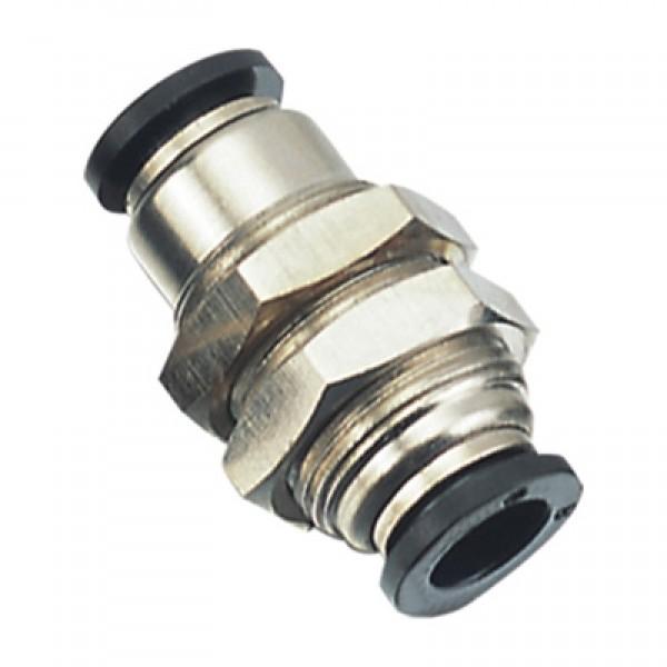 Conek Pneumatic mm Tube Air Fittings - Bulkhead Push In Fittings