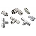 All Metal Body Air Fittings
