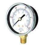 Dry Pressure Gauges Stem Mount