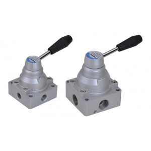 Pneumatic Rotary Level Air Valves