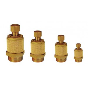Brass Silencer Throttles