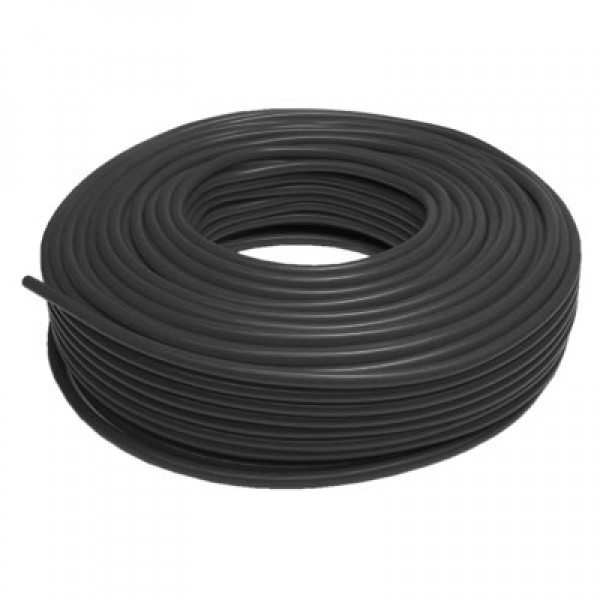 Black Polyethylene Tubing
