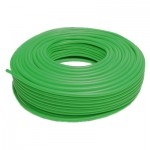 Green Polyethylene Tubing