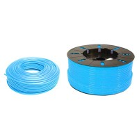 Light Blue Polyurethane Tubing