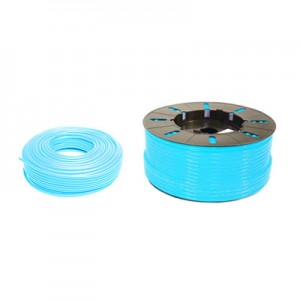Translucent Blue Polyurethane Tubing