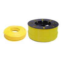 Yellow Nylon Tubing