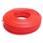 Red Polyethylene Tubing