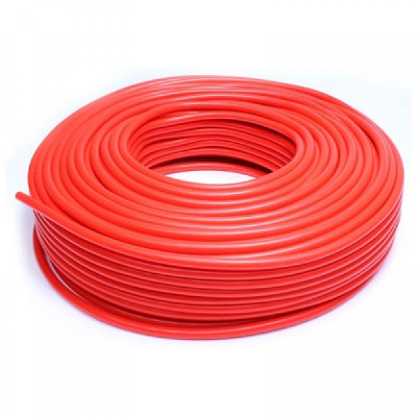 Red Nylon Tubing