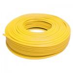 Yellow Polyethylene Tubing
