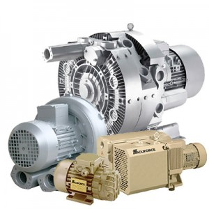 Vacuum Pumps and Blowers