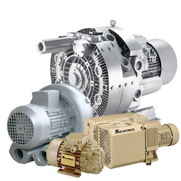 Vacuforce Vacuum Pumps and Blowers