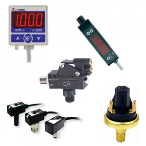 Vacuum Sensors & Switches