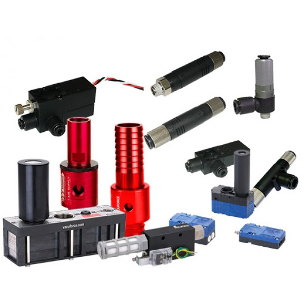Vacuforce Vacuum Generators
