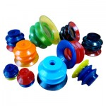 2.5 Bellows PU Vacuum Suction Cups