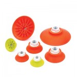 Flat Vacuum Suction Cups