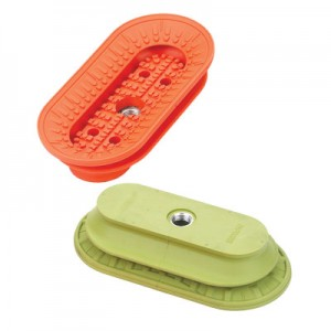 Oval Bellows Vacuum Suction Cups