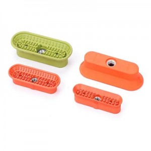 Oval Flat Vacuum Suction Cups