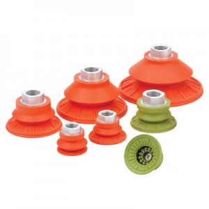 Single Bellows Vacuum Suction Cups