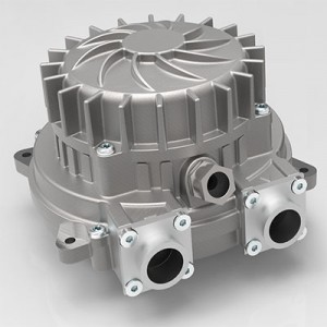 Regenerative Blowers DC Motors