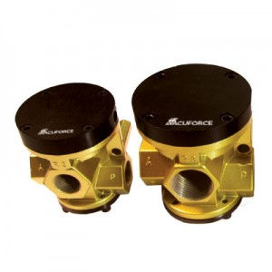 Vacuum Pilot Air Poppet Valves
