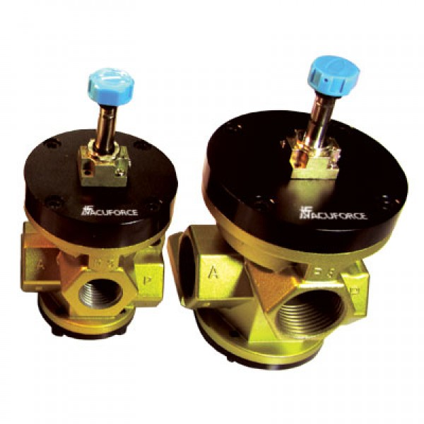Vacuum Solenoid Poppet Valves