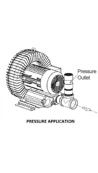 blower pressure relief valve pc51-z