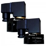 Direct Acting Poppet Vacuum Valves