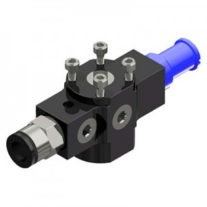 AGS-N 30mm Height Cartridge Style Vacuum Venturi Generator