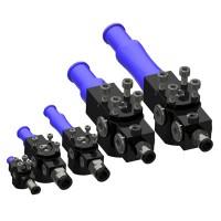 Cartridge Style Vacuum Venturi Generator