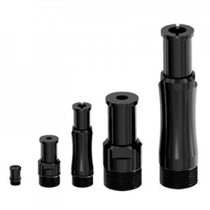 Cartridge Holders & Silencers